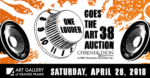 One Louder Goes the Art Auction 38