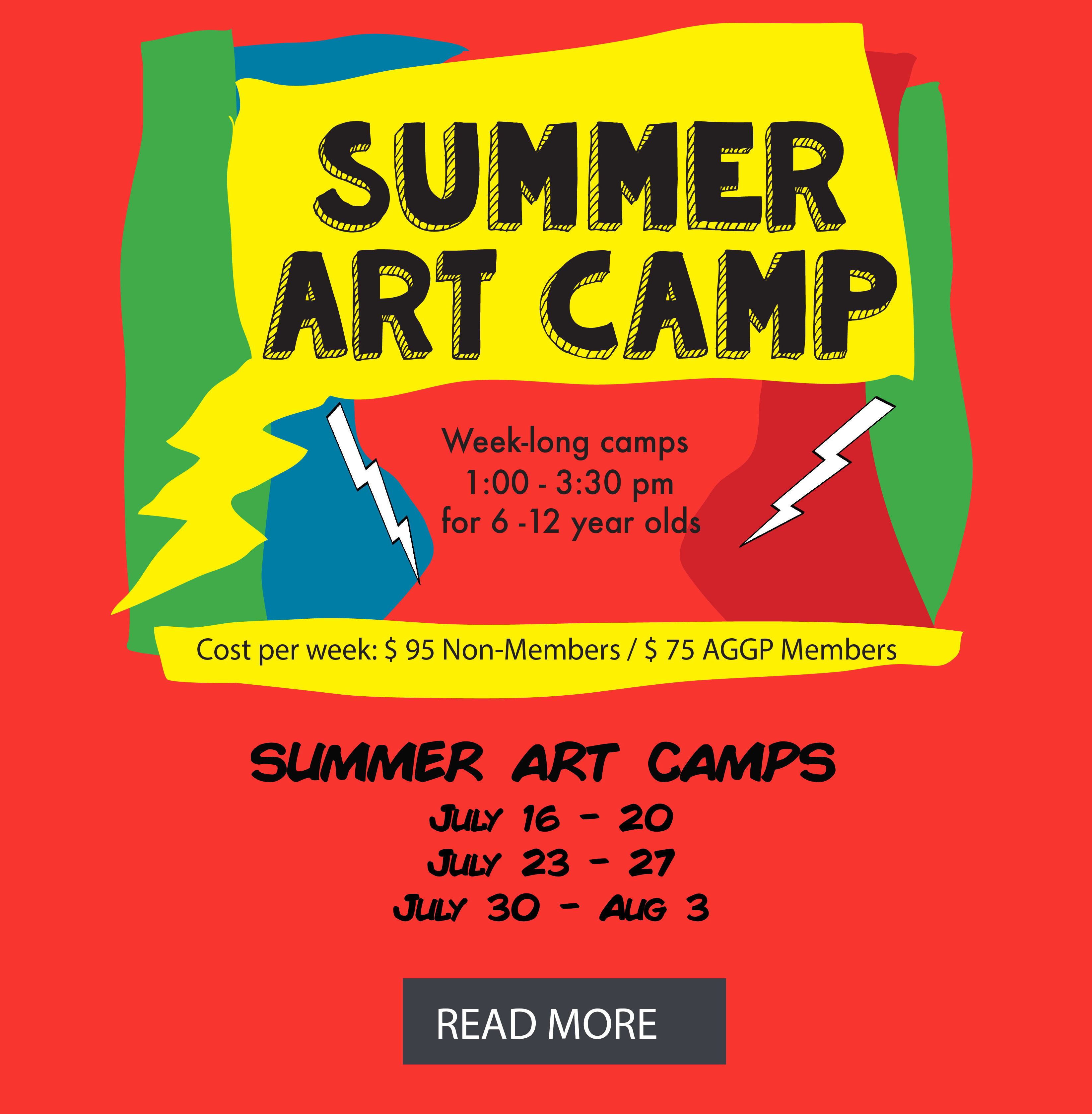 Summer Art Camp