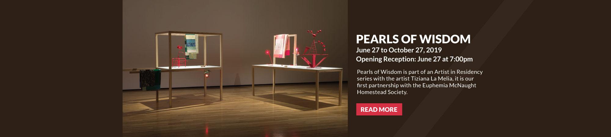 AGGP - Pearls of Wisdom, Grande Prairie AB