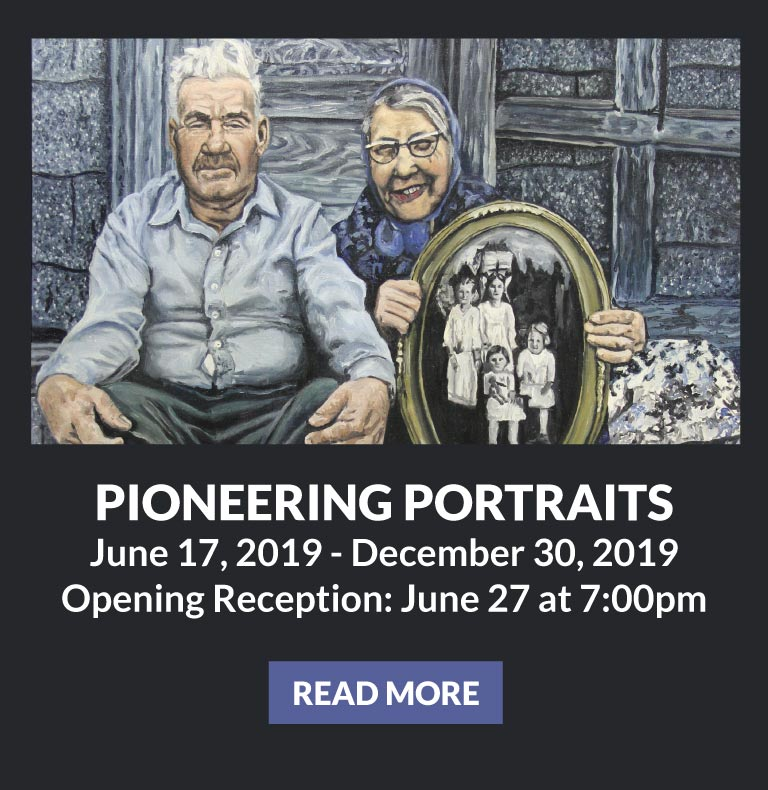 Pioneering Portraits
