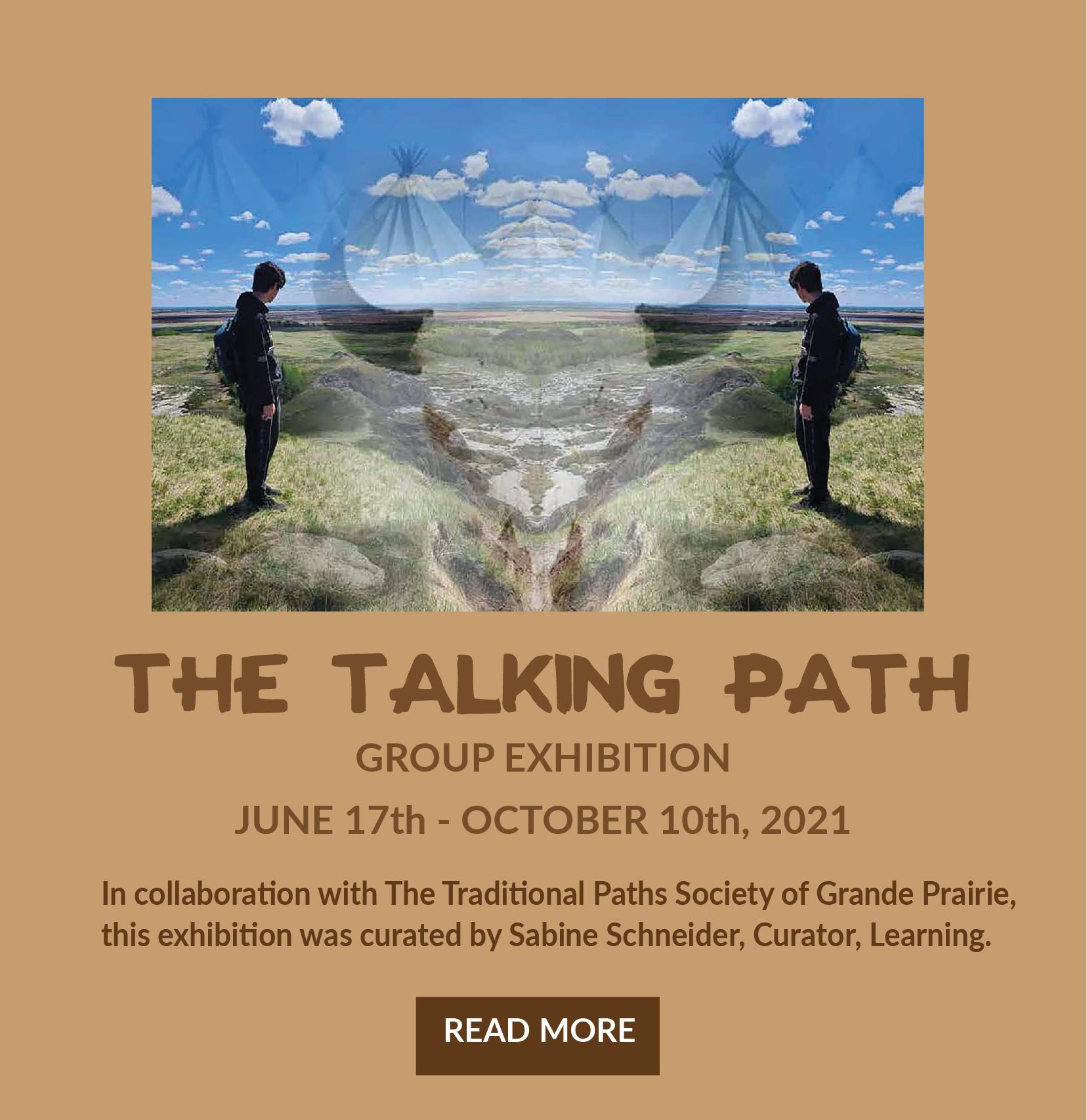 The Talking Path