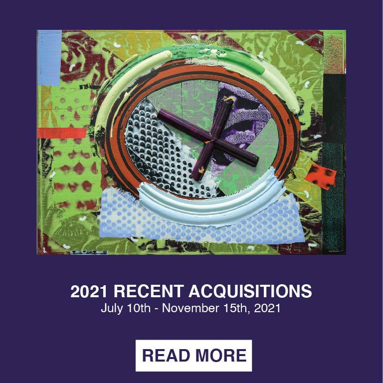2021 Recent Aquisitions